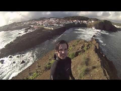 Snorkling in the Azores - Sao Miguel