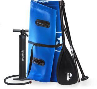 Supflex, la tabla de paddle surf hinchable que cabe en una mochila