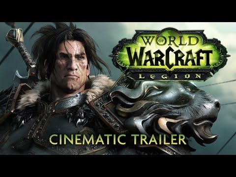 The Burning Legion's assault on Azeroth launches next summer. Get an early look at the coming invasion in the World of Warcraft: Legion opening cinematic. #Warcraft #WoW #Legion