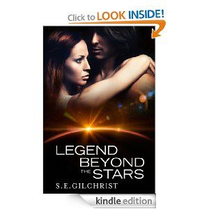 Sci Fi / futuristic, sexy romance, Legend Beyond the Stars published by Harlequin Escape Publishing 10Jan2013