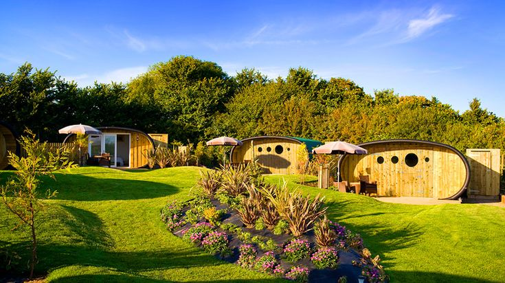 glamping in uk images | Unique Glamping in the UK at Atlantic Surf Pods