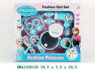 Fashion Girl Set Frozen