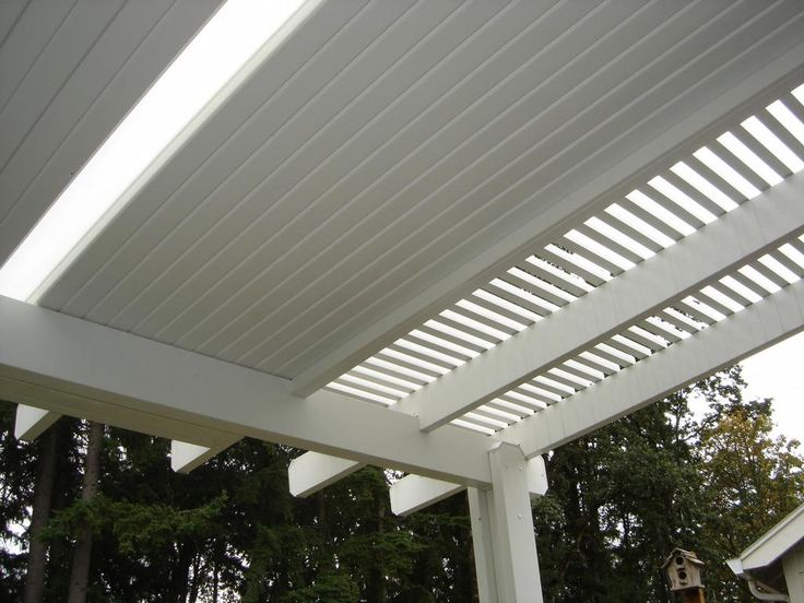 veranda roof with skylight - Google Search