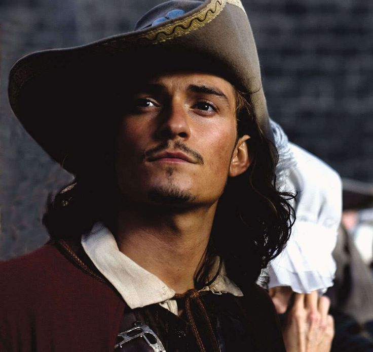 Orlando Bloom as Will Turner