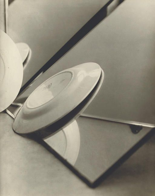 Composition (plates and mirrors) - Florence Henri, 1929