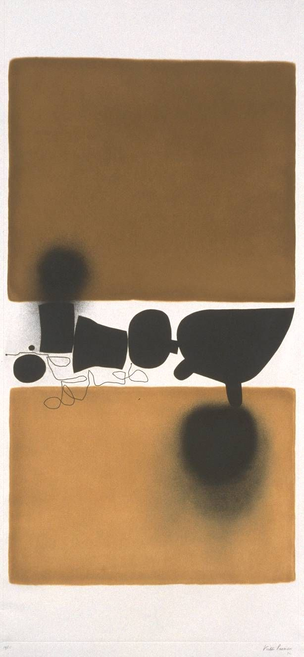 Victor Pasmore 'Abstract', 1972 © Tate