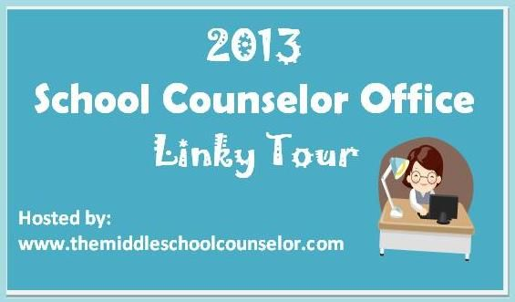 School Counselor Office Linky Tour 2013