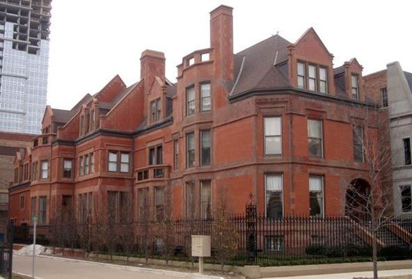 vintage+old+mansions+for+sale. | Sale of the Week: Field Mansion Finally Fills Up | Chicago magazine