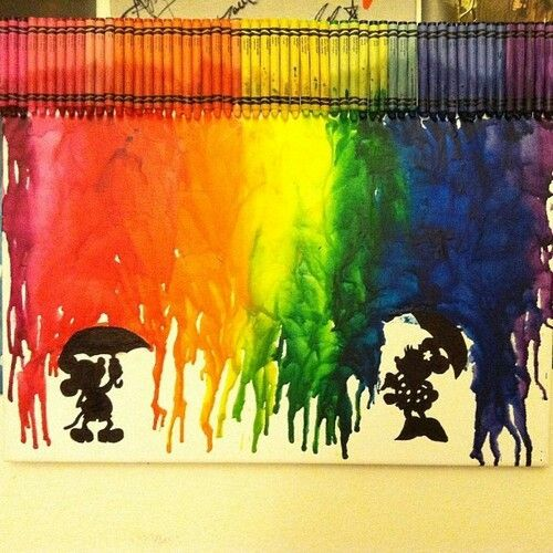 """LOVE this art project idea! This is a must do this school year with the kids. Deemed """"Funky"""" because word on the street is that it's very difficult to get right!"""