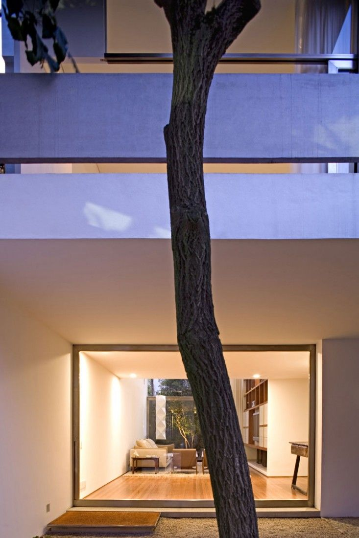 Vertical house by isay weinfeld