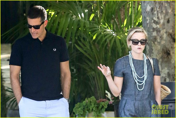 Reese Witherspoon & Jim Toth: Hotel Bel-Air with Tennessee!: Photo ...