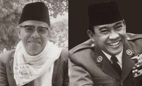 Kisah inspiratif Soekarno dan Hamka, Negarawan yang Jauh dari Dendam - Amanah Anak Negeri