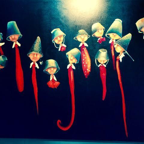 #arteespacio  #art #carredartistes #CristinaTrovatoArte - cristinatrovato_arte