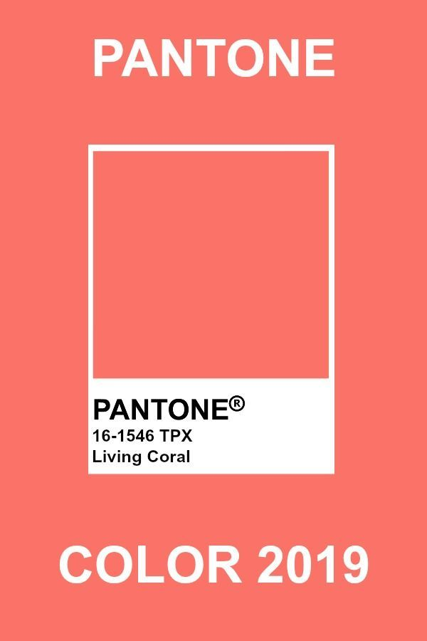 Pantone Color Of The Year 2019 Colour In 2019 Soft