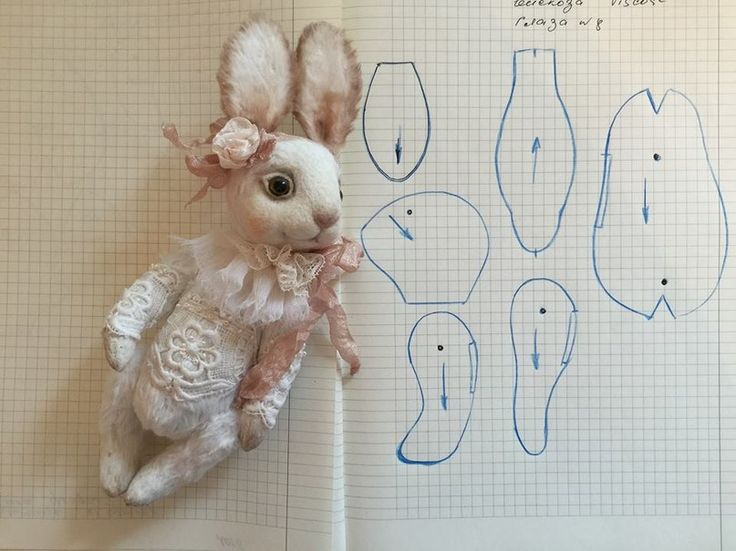 Free Rabbit Pattern