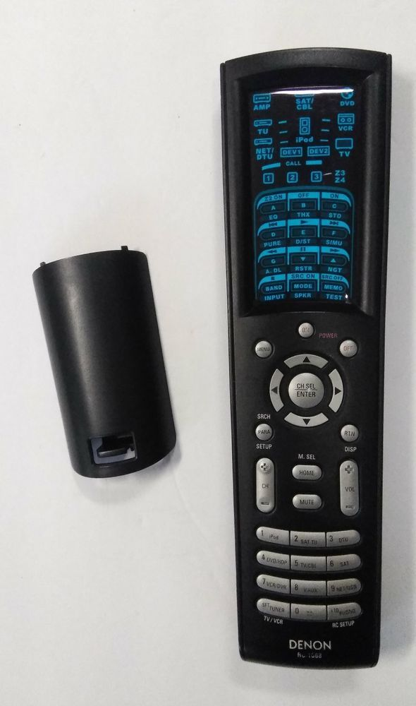 denon rc 1068 audio video receiver remote control avr 2808 3808ci rh pinterest com denon rc 1048 manual denon rc 1048 manual