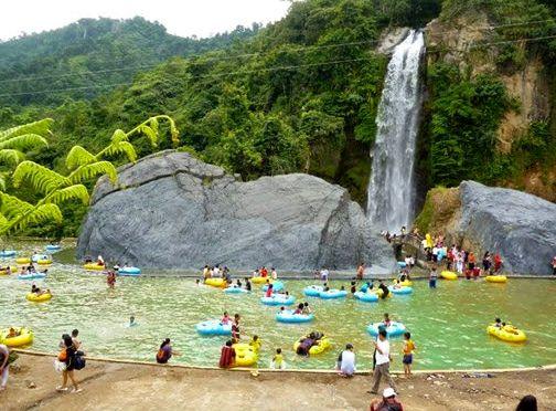 Wisata Air Terjun Di Bogor