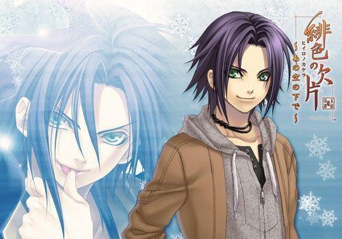 Hiiro No Kakera Characters | Mahiro Atori - Hiiro no Kakera - Anime Characters Database