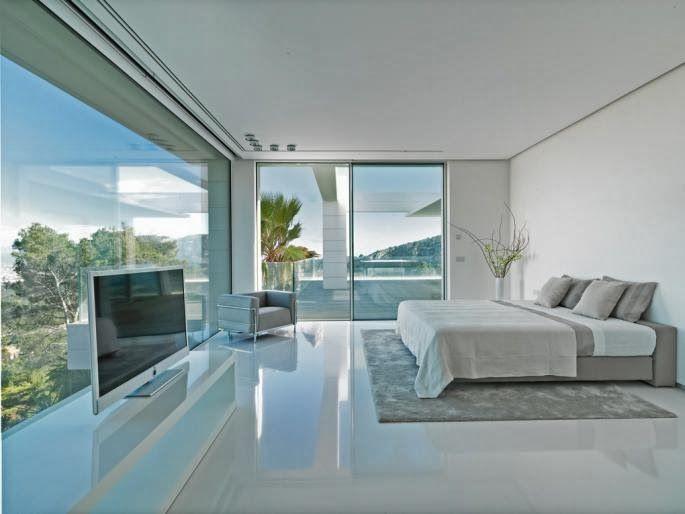 Mansiones y casas de lujo villa chameleon mallorca for Mansiones de lujo en madrid