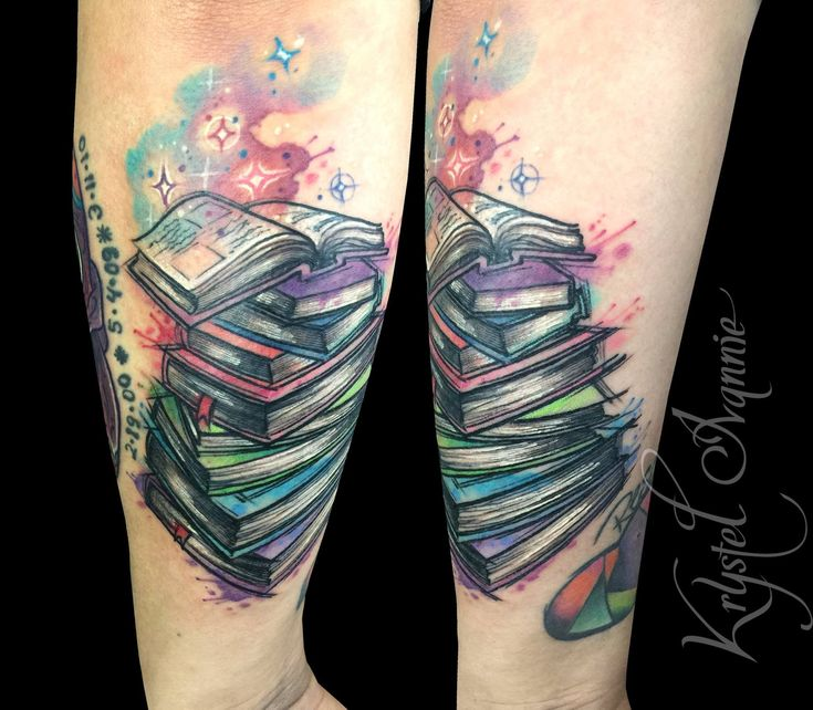 Book Cover Watercolor Tattoos : Best images about watercolor tattoos by krystel ivannie