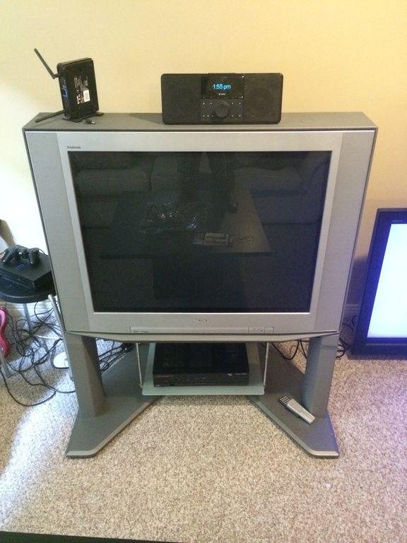 Sony KV-36 XBR 450 Television ****FREE - Photo788923