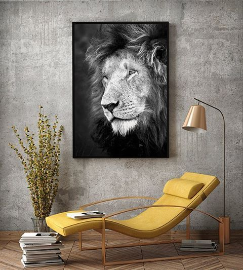 Portrait of a Lion.  Code: P000089 Phone: +628118439998 (WA/SMS) Email: sales@canvasdeco.com Website: www.canvasdeco.com Price: Ask by request. . #canvasprinting #canvaspainting #cetakkanvas #cetakkanvas #cetakkanvasjakarta #cetakkanvasphoto #cetakkanvasmurah #lukisan #kanvasprint #canvascustom #hiasandinding #dekorasidinding #walldeco #spanram  #canvasframe#kanvas #canvasposter #printcanvas #walldecoration #vintageposter #canvaspaintings #posterkanvas #printkanvasmurah #walldecor…