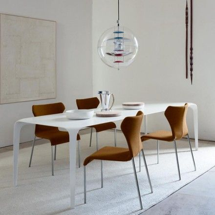 Link 250cm Dining Table by B&B Italia - Jakob Wagner