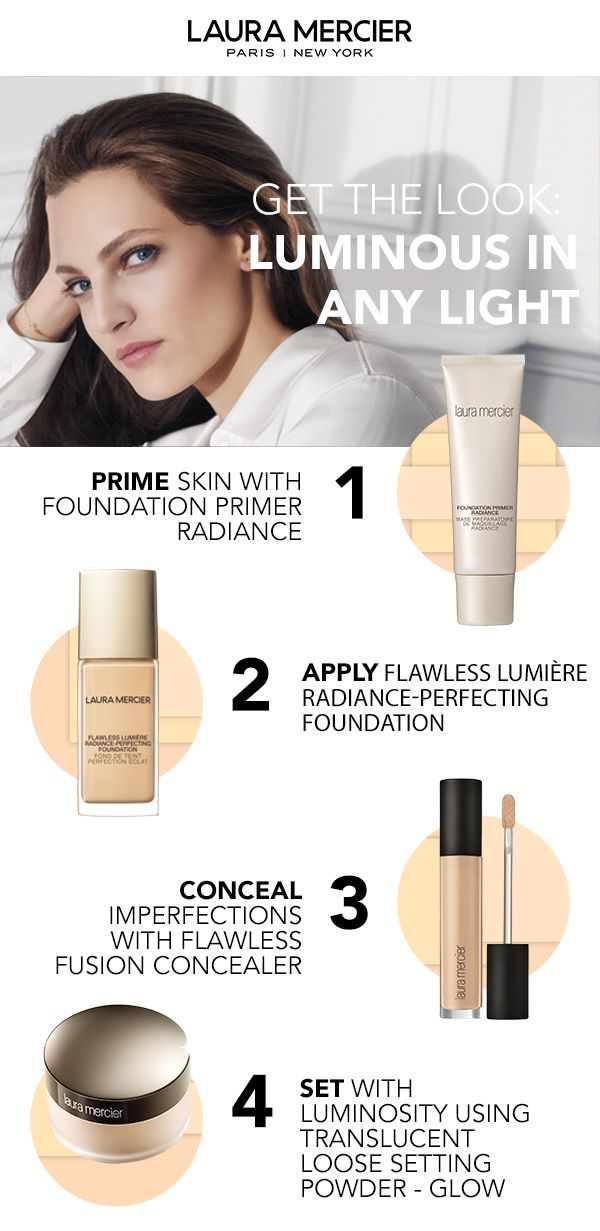 laura mercier lumiere foundation