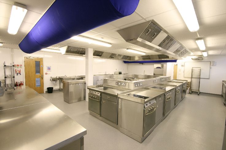 launchpad training college, tewkesbury - training kitchenspace