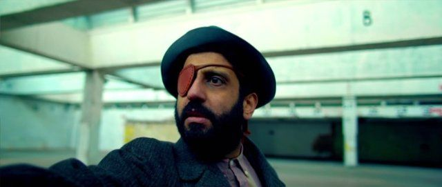 Adeel Akhtar - Merin Zahn  Given the mental trauma of the character and his many transformations, I think Adeel makes perfect sense. #Merin #solidintangibles @kadedavies