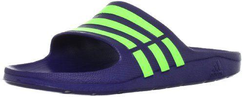 adidas Performance Sandalen blau 10 - http://on-line-kaufen.de/adidas/10-adidas-duramo-slide-unisex-erwachsene-dusch-2