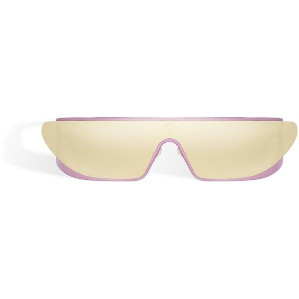 """LUNETTES EXCLUSIVES """"RIHANNA ROSE ❤ liked on Polyvore featuring dior, pink glasses and pink sunglasses"""