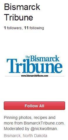 http://pinterest.com/bistrib/  The Bismarck Tribune in Bismarck, North Dakota  A Lee Enterprises Newspaper  #newspaper  #NewspapersOnPinterest