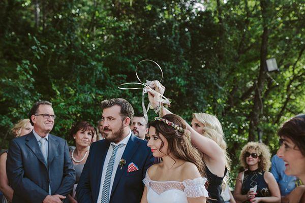 Γαμος στη Θεσσαλονικη με θεμα το ροδι - EverAfter