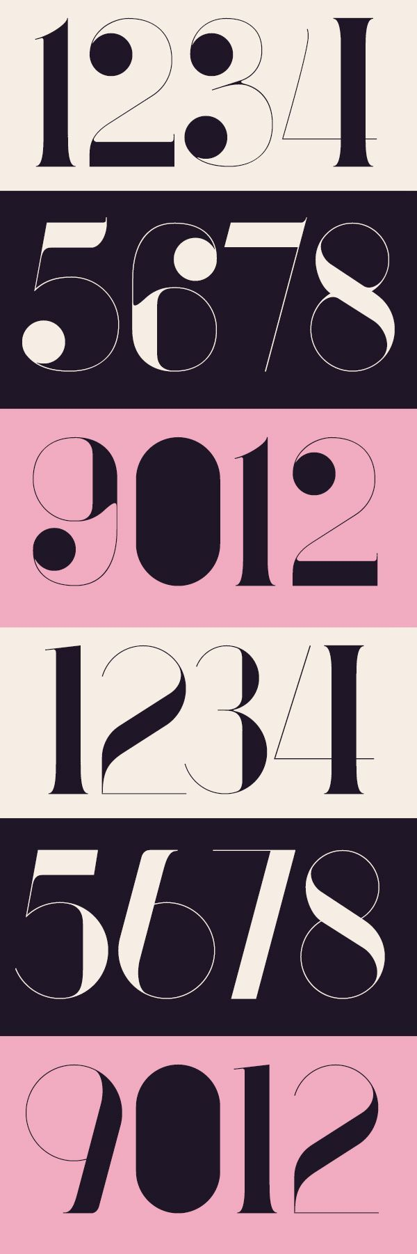 "typeandlettering:  "" Port Vintage Font: 10 High End Luxurious Fonts Add some real class to your typeface toolbox with the addition of Port Vintage. This high-end luxurious font is as elegant as it is diverse. Featuring 10 unique styles, Port Vintage..."