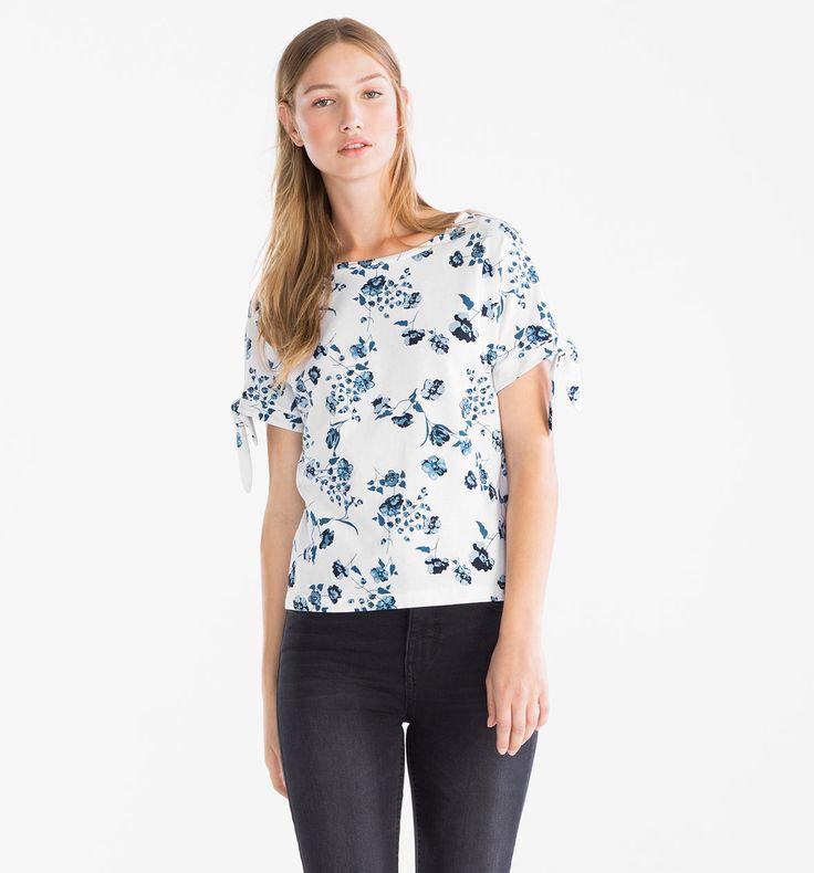 L2017 Sklep internetowy C&A | T-shirt, kolor:  biały | Dobra jakość w niskiej cenie