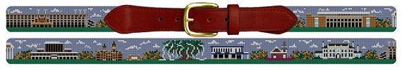 Auburn University needlepoint belt...http://shopstyle.it/l/fYL9