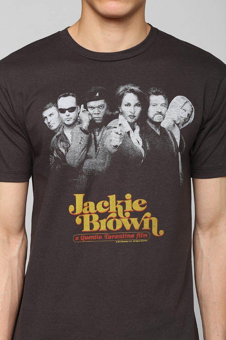 Junk Food Jackie Brown Tee