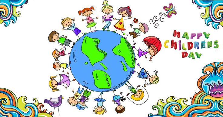 Children are the image of God Let's celebrate the spirit of childhood on this International Children's Day! #childrensday