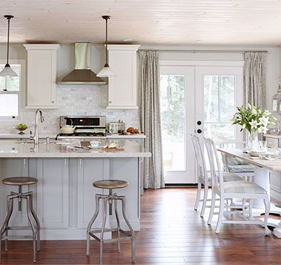 Open Concept Country Kitchen Layouts kitchen plans with island open concept에 관한 pinterest 아이디어