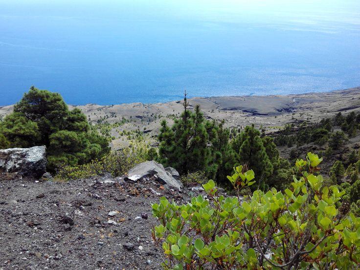 El Hierro, vistas al mar