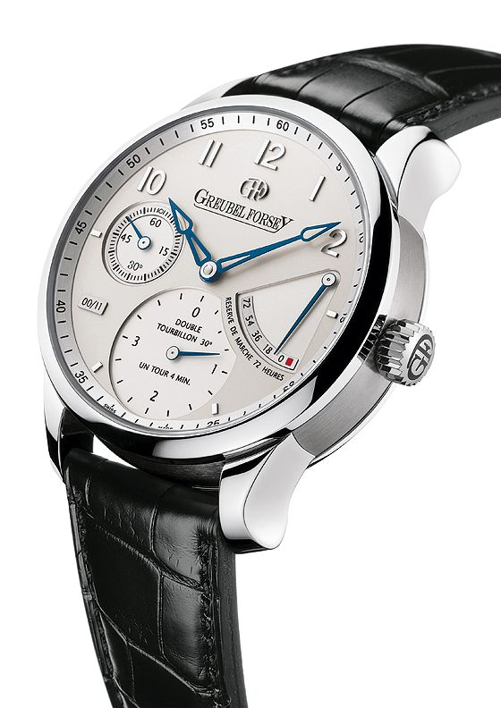 Timepiece Timeline: Top 10 Milestones from 10 Years of Greubel Forsey Watches | WatchTime - USA's No.1 Watch Magazine