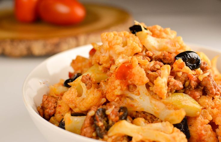 Cauliflower with sausage and olives | Recipes I've tried and enjoyed ...