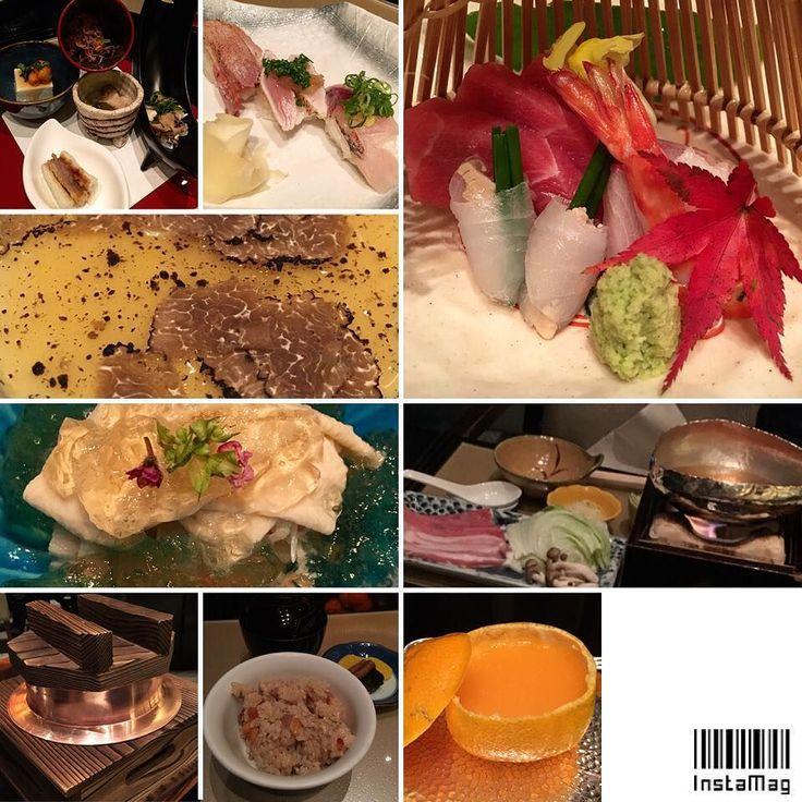The best of Kagoshima dinner Kaiseki #懷石料理 #Kaiseki #灘萬日本料理 #kagashima #japanfood #foodie #hkfoodie #foodporn #foodshot #foodpic #foodlover #foodstagram #instafood #eateateat #hkeat #hkiger #hkig #手機食先 @islandshangrila @灘萬日本料理 @nadaman by csinn