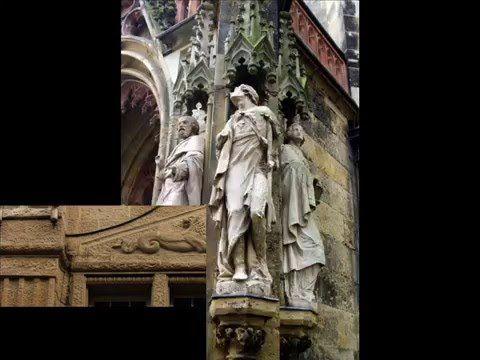 Fotos de: Alemania - Leipzig - Temático - Estatuas
