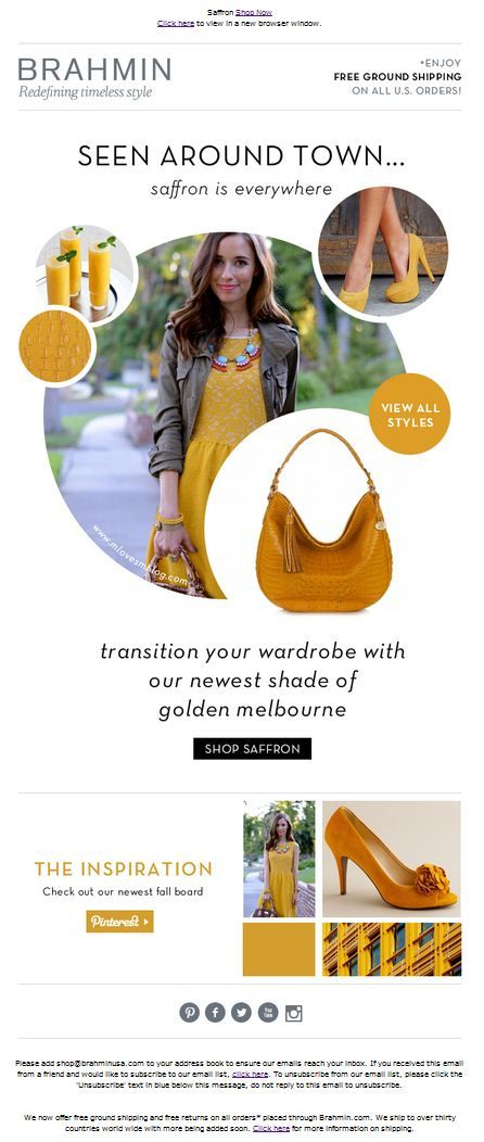 good piece of email design more on http://html5themes.org