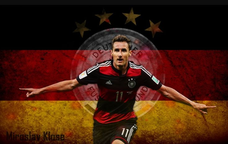 Germany top 10 all time goal scorers