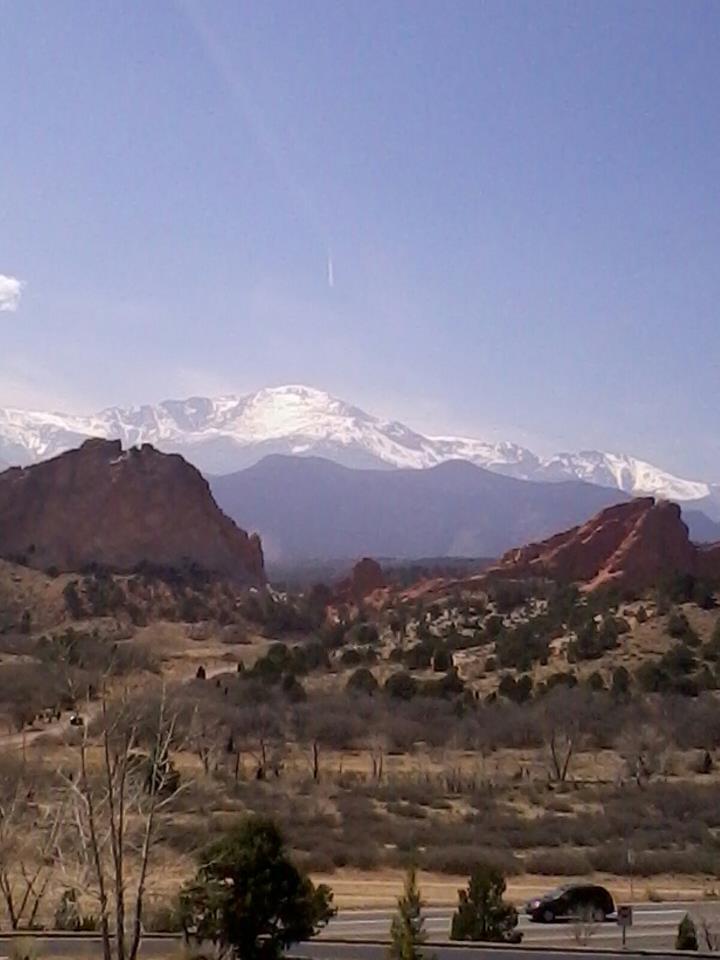 Garden Of The Gods National Park Colorado Springs Colorado A Truly Beautiful Place Places