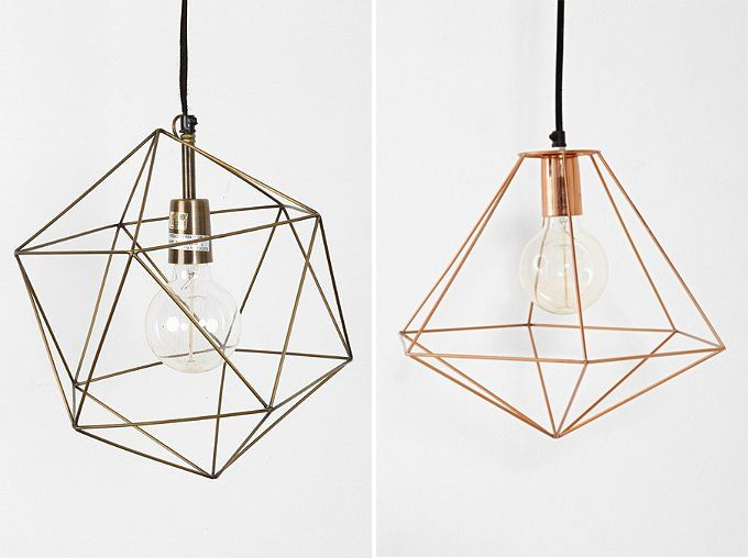The other day I was looking for lighting options for some of the rooms in our house, and I came across these cool geometric pendants: Left, right, both from Urban Outfitters. I remembered that I'd seen this tutorial for geometric ornaments and this one for a great plant holder, so I'm wondering if you could … … Continue reading →