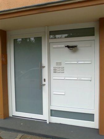 Neue Glastüren - von Ihrer fachkundigen Glaserei